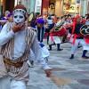 フェスタまちだ2015 エイサー祭り 沖縄市南桃原青年会